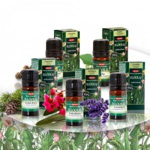 Növényi aromaolajok